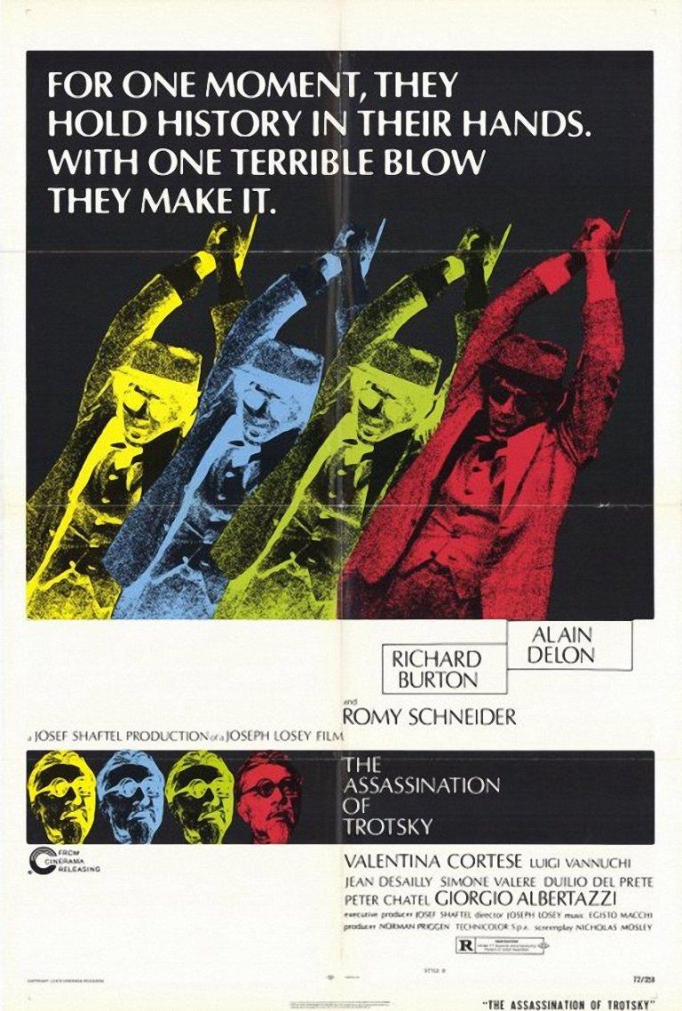 1972 The assassination of Trotsky - El asesinato de Trotsky (ing) 02.jpg